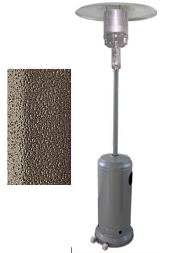 פטריית גז איכותית - צבע אפור רקוע קמפטאון - GARDENSALE
