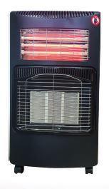 תנור חימום גז משולב חשמל LQ-HE01 - GARDENSALE