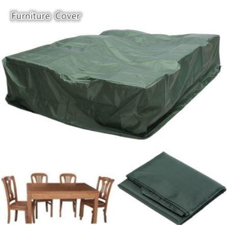 כיסוי איכותי לשולחן + 6 כיסאות - GARDENSALE