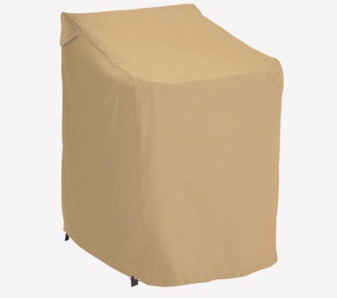 כיסוי גינה לכסאות גדולים עם ידיות צד - GARDENSALE
