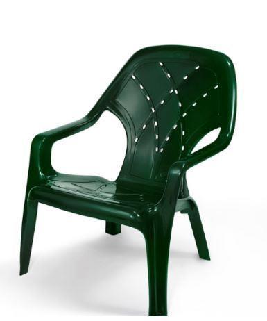 2 כיסאות בריכה כתר דגם קרן - GARDENSALE
