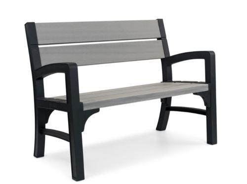 ספסל גינה כתר דגם מנטרו - GARDENSALE