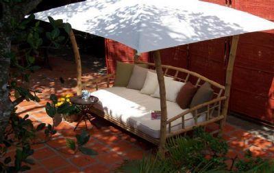 מיטה במבוק דגם הוואי - GARDENSALE