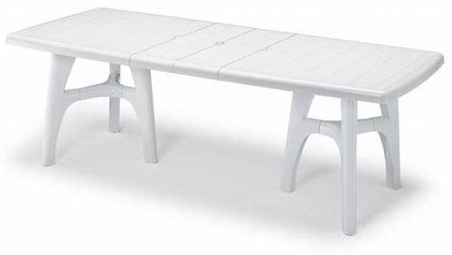 שולחן פלסטיק נפתח - GARDENSALE