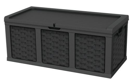 ארגז אחסון דגם רם 634 ליטר סטארפלסט - GARDENSALE