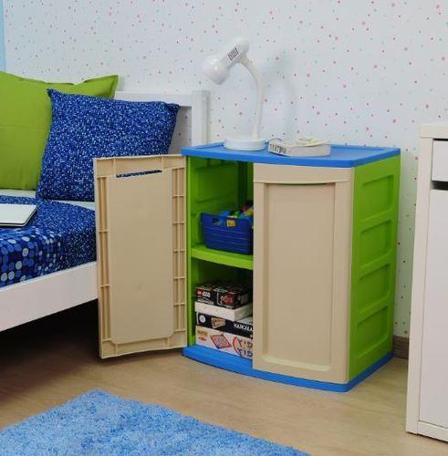 ארון שירות צבעוני סטארפלסט - GARDENSALE