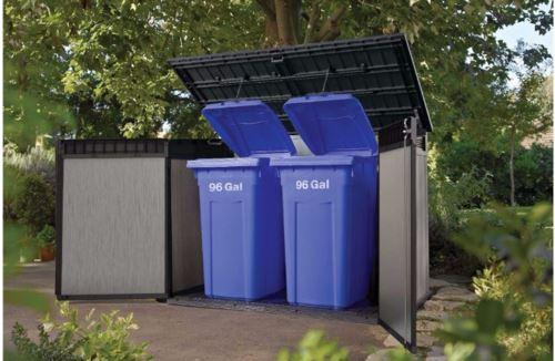 מחסן כתר פלסטיק 17204255 גרנדה - GARDENSALE