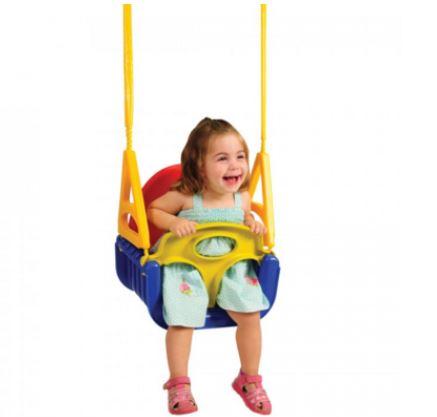 נדנדה 3 מצבים לילדים מולטי - GARDENSALE