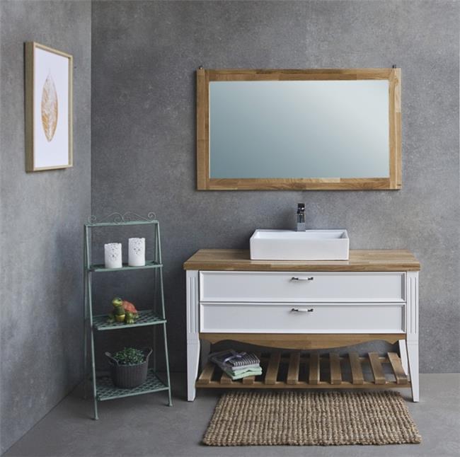 מעולה ארון אמבטיה רינת פלוס מבית א. ארונות אמבטיה מעוצבים | הדירה WS-58