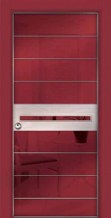 דלת שריונית 8006 - אינטרי-דור דלתות פנים וחוץ