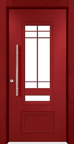 דלת שריונית 7020- סורג 15 - אינטרי-דור דלתות פנים וחוץ