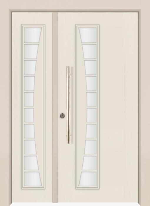 דלת שריונית 7030 - אינטרי-דור דלתות פנים וחוץ