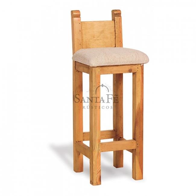 כיסא בר טבעי - הגלריה המקסיקנית
