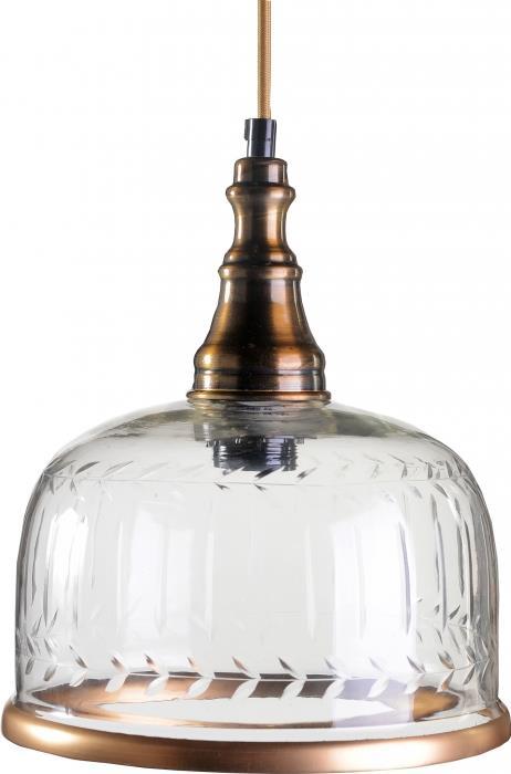 מנורה לתלייה מזכוכית AM300G - הגלריה המקסיקנית