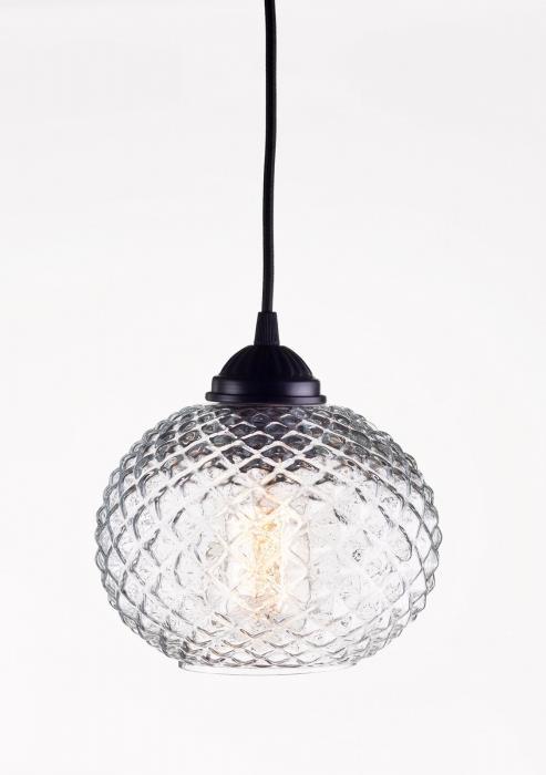 מנורה לתלייה מזכוכית AM263 - הגלריה המקסיקנית