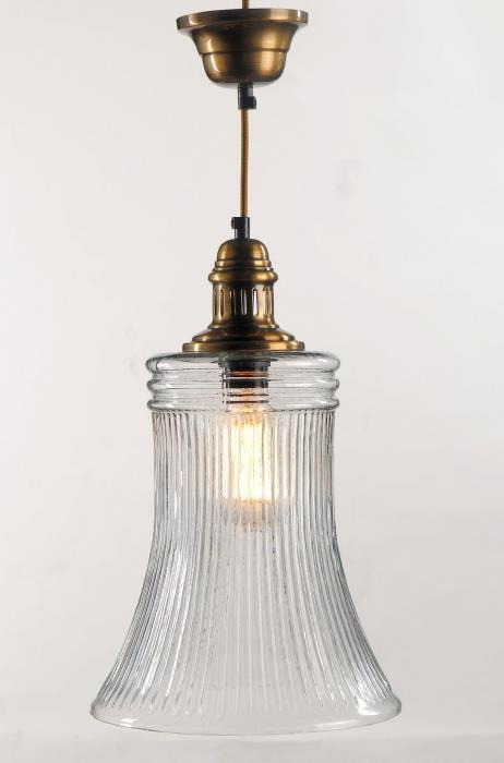 מנורה לתלייה מזכוכית AM289 - הגלריה המקסיקנית