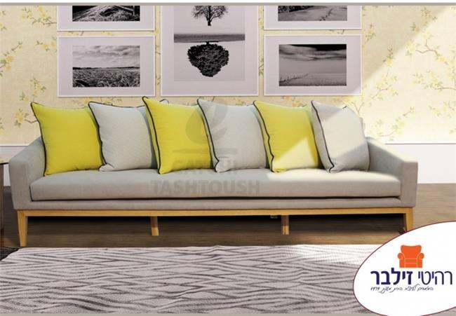 ספה מעוצבת דגם ריין - רהיטי זילבר
