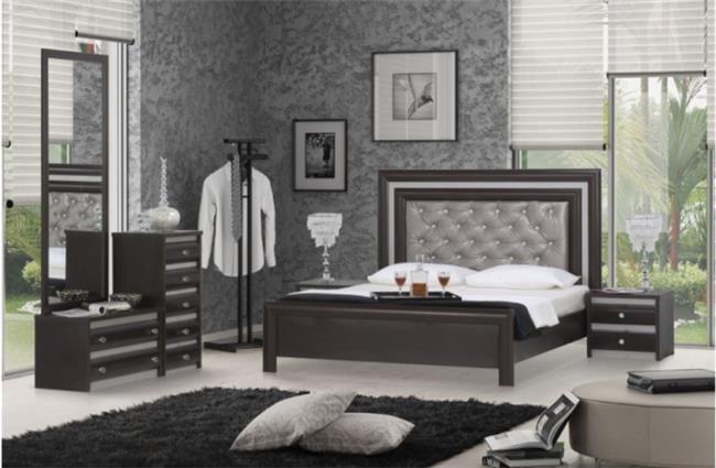 חדר שינה דגם ניו יורק - רהיטי זילבר