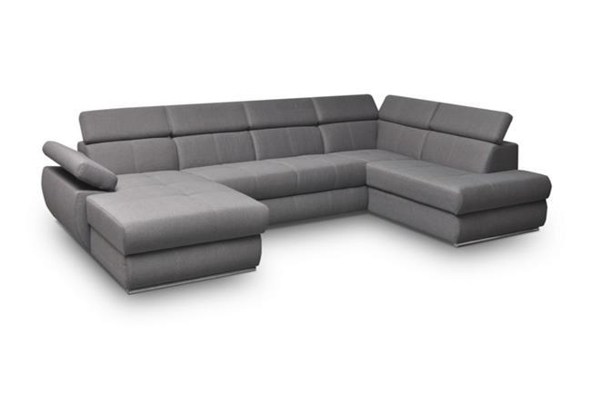 מערכת ישיבה בצורת ח' - LIZBONA III - רהיטי זילבר