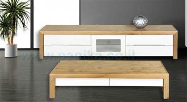 מזנון 2 מטר כולל שולחן  - רהיטי איילת השחר