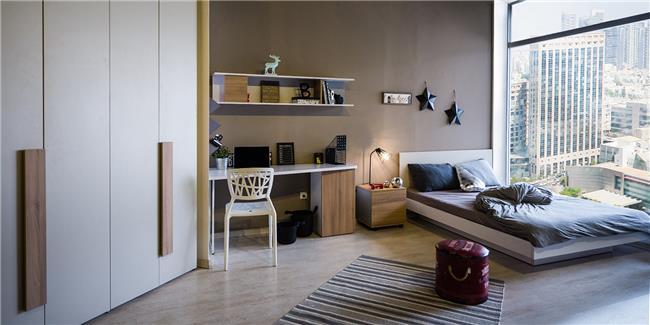 חדר ילדים ונוער דגם אלון - רהיטי דורון
