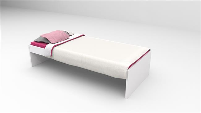 חדר ילדים ונוער דגם גל - רהיטי דורון