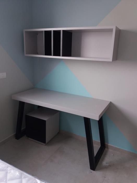 שולחן כתיבה וכורת - WA0015 - רהיטי אינטגרל