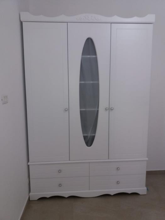 ארון בגדים 3 דלתות - WA0019 - רהיטי אינטגרל