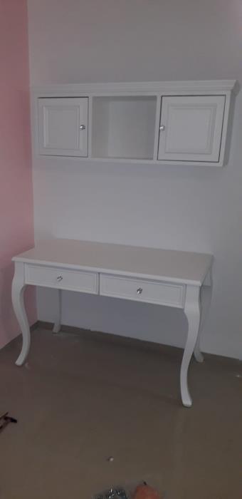 שולחן כתיבה+כוורת - דגם פרובנס - רהיטי אינטגרל