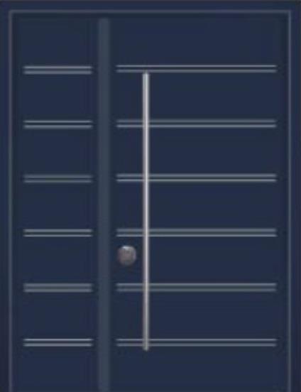 דלת כניסה קלאסית - סיטי דורס - city doors