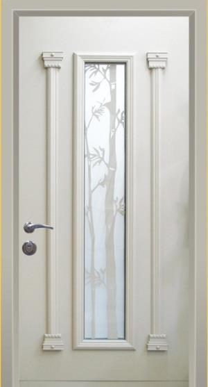 דלתות כניסה סדרת מרקורי - סיטי דורס - city doors