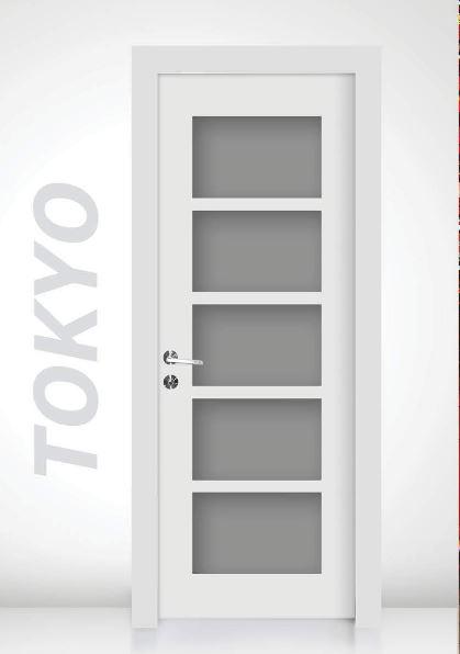דלת פנים דגם טוקיו - סיטי דורס - city doors