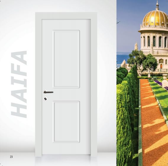 דלת פנים דגם חיפה - סיטי דורס - city doors