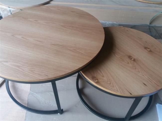 שולחן עגול מעוצב - רפאל דיזיין