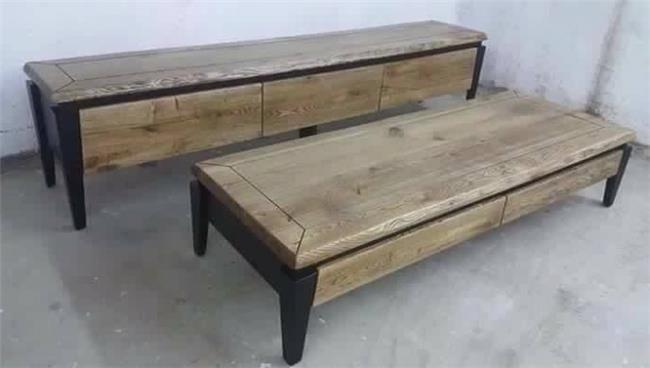 שולחן עץ  - רפאל דיזיין