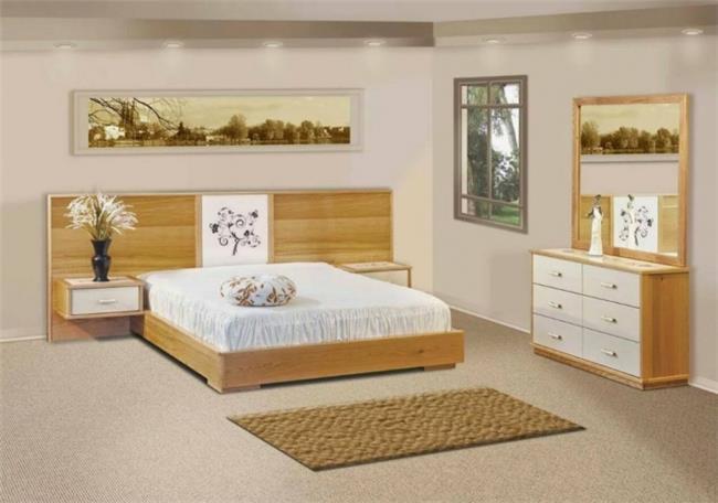 חדר שינה קומפלט עץ  - רפאל דיזיין