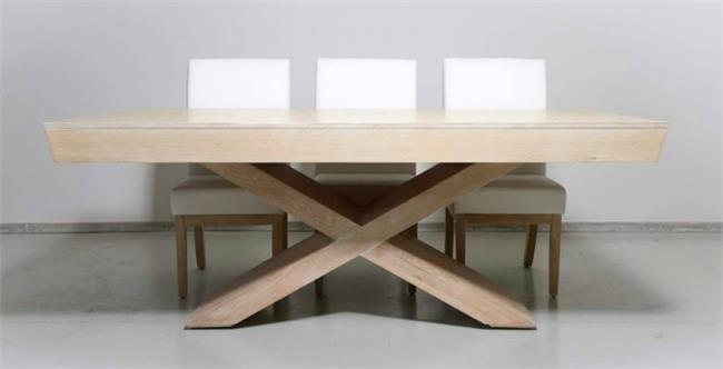 שולחן עץ יפיפה  - רפאל דיזיין