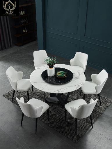 שולחן אוכל A6 - רהיטי עד