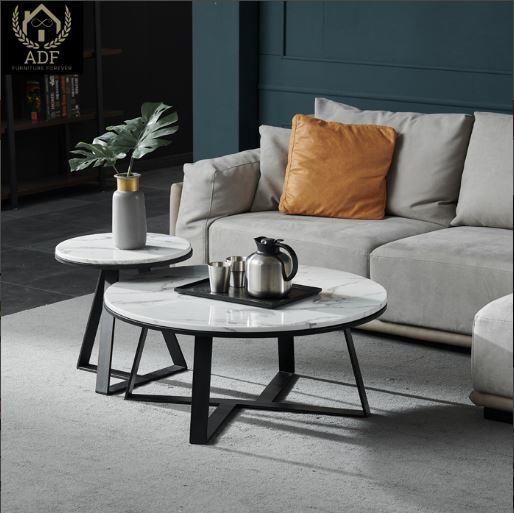 שולחן סלון עגול A9  - רהיטי עד
