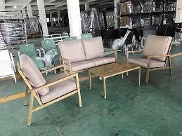 מערכת ישיבה דו מושבי 0314 - לה גן
