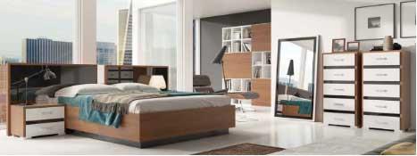 חדר שינה גל - רהיטי נעורים