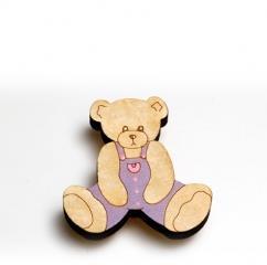 כפתור דובי 5011 - ארקילביץ