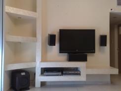 מסך 2 - אודיו אקוסטיקס - קולנוע ביתי ופרוייקטים