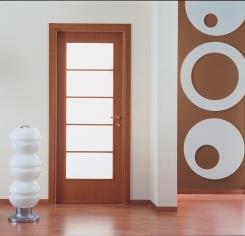 דלתות פנים - open gallery (אופן גלרי)