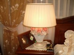 ארוס - מנורת שולחן רומנטית מקרמיקה  - דיזיין G.D גלרי דענתיק