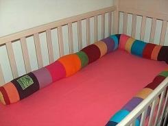 """מצעים למיטת תינוק  - מילגה בע""""מ"""