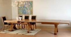 שולחן חרמון פתוח  - עץ המשאלות