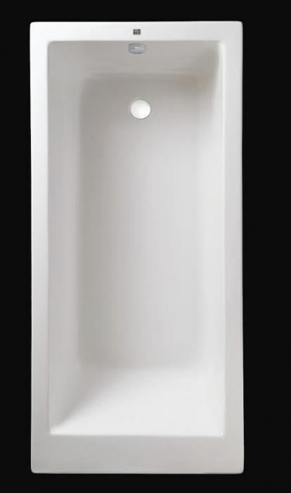 אמבטיות מלבניות - סופר קרמיק