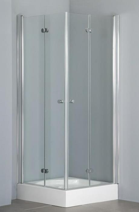 מקלחון פינתי לחדרי אמבט - סופר קרמיק