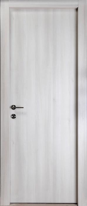דלת פורמייקה לבנה - הום סנטר